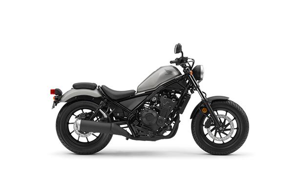 Honda Rebel500